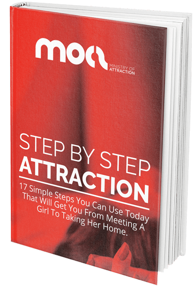 Step by Step attraction eBook